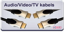 Audio, Video, TV kabels